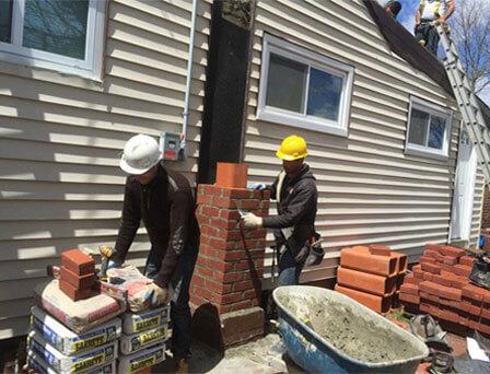 Long Island Construction Roofing Siding Masonry