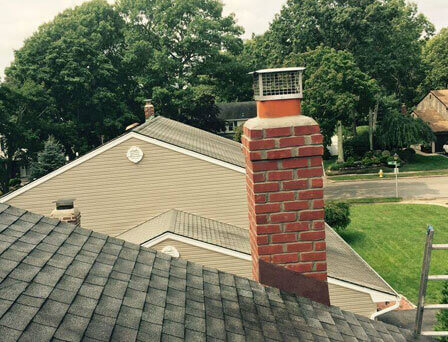 Chimney Cap Installation East Hampton NY