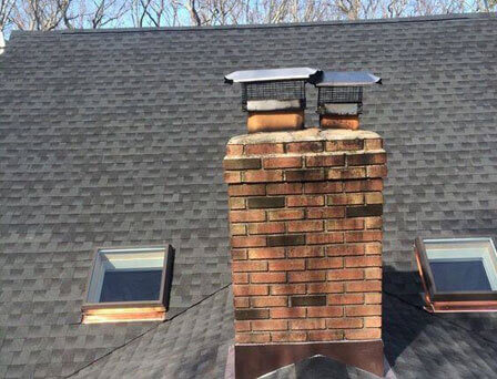 Masonry Chimney Repair East Hampton NY